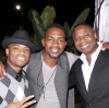 Larez Tate, Bill Bellamy, Doug E. Fresh