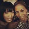 Angela Bassett & Holly Robinson Peete