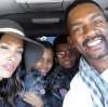 Bill Bellamy and family
