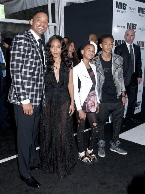 Will and Jada Pinkett Smith: Jaden and Willow Smith