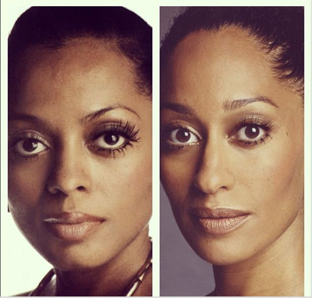 Diana Ross: Tracee Ellis Ross
