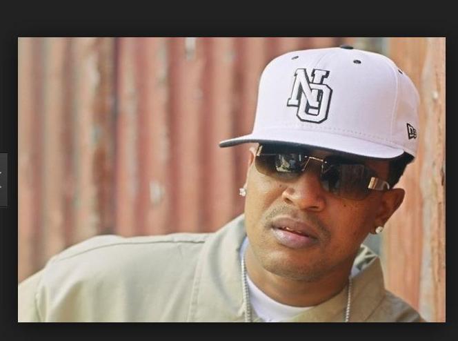 Rapper C-Murder