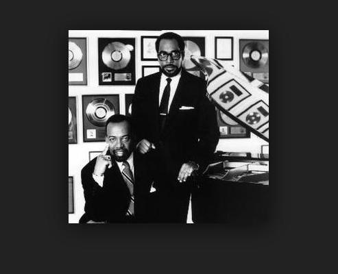 Kenny Gamble and Leon Huff