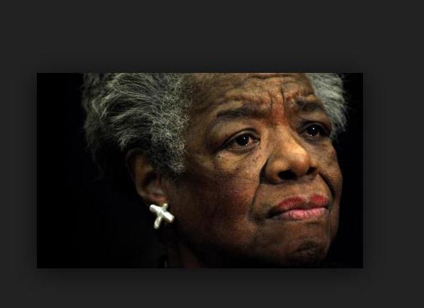 Phenomenal Woman – Maya Angelou