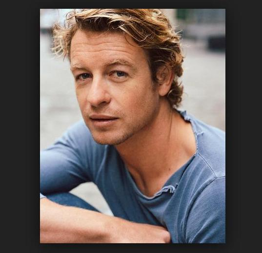 """Actor Simon Baker made """"Something New"""" seem like the right thing to do."""