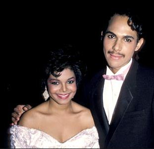 Janet Jackson and James Debarge's marriage was annulled in 1985.