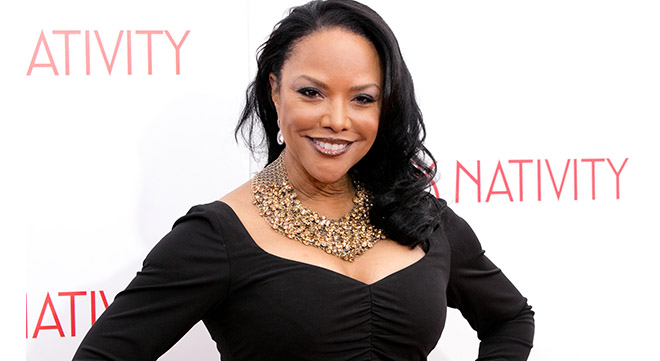 Lynn Whitfield is 62 and has one child