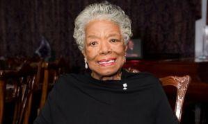 Maya Angelou 2010