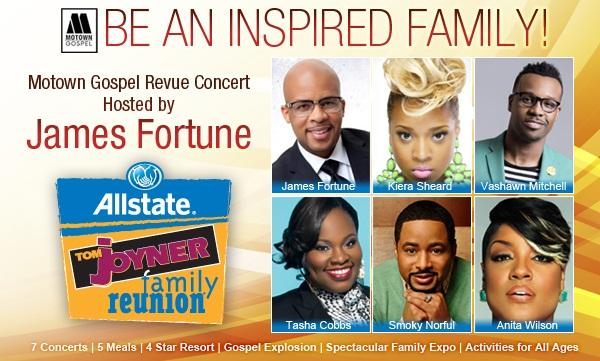 Motown Gospel Explosion
