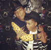 Pharrell Williams & Janelle Monae