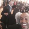 President Obama, Michelle Obama, Terrence J