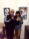 Rev Run & Angela Simmons
