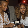 Eva Marcille & Meagan Good