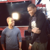 Terrence J & Kevin Durant