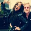 Tyra Banks & Elton John