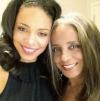 Sanaa Lathan & her mom