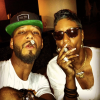 Swizz Beatz & his mom