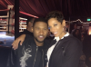 Usher and Nicole Murphy