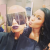 Amber Rose and Nicki Minaj
