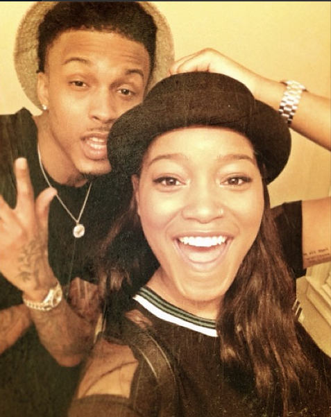 August Alsina Girlfriend This week's hottest instagram