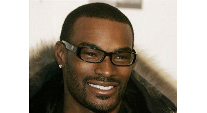 Tyson Beckford is an American fashion model best known for his days on the Ralph Lauren runway.