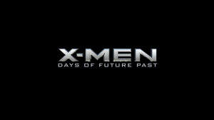 X-Men: Days of Future Past Logo Image