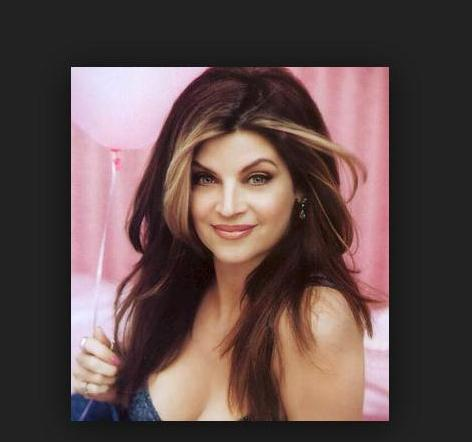 Kirstie Alley – Back in the Day