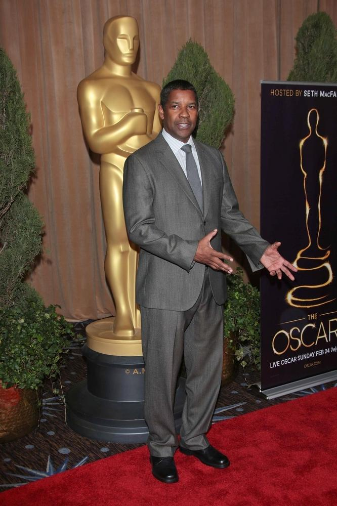 Denzel Washington – estimated worth $140M