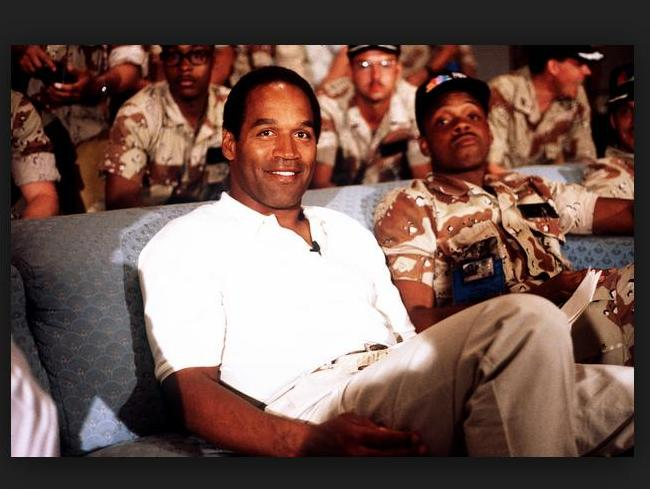 O.J. Simpson – Back in the Day