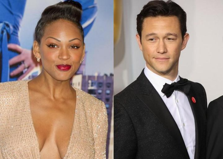 Meagan Good & Joseph Gordon-Levitt