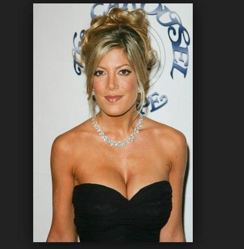 Tori Spelling – Back in the Day