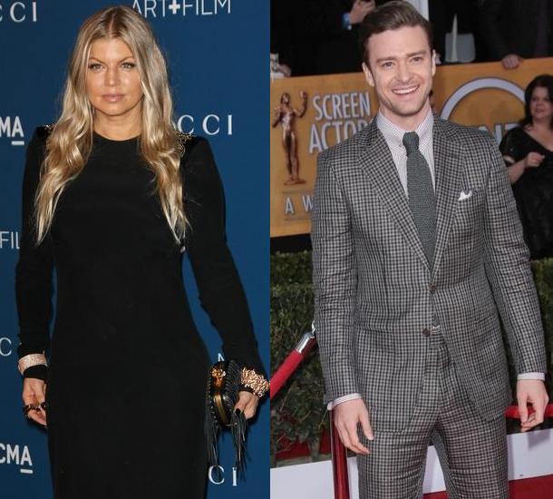Fergie & Justin Timberlake