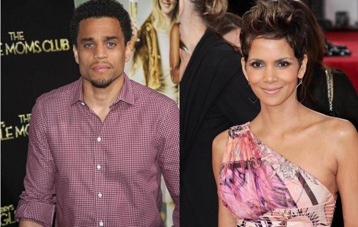 Michael Ealy & Halle Berry