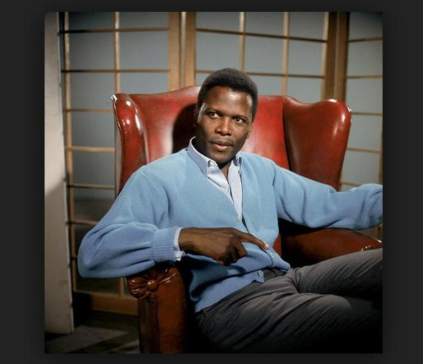 Sidney Poitier – Back in the Day