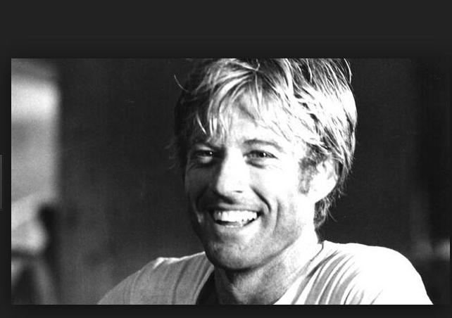 Robert Redford – Back in the Day