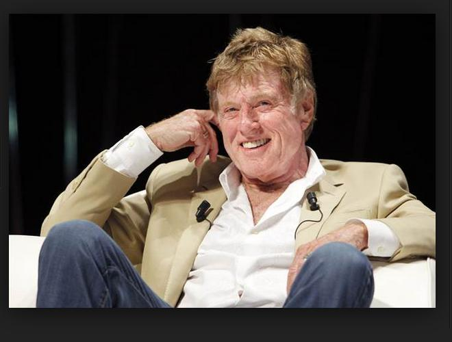 Robert Redford – Now