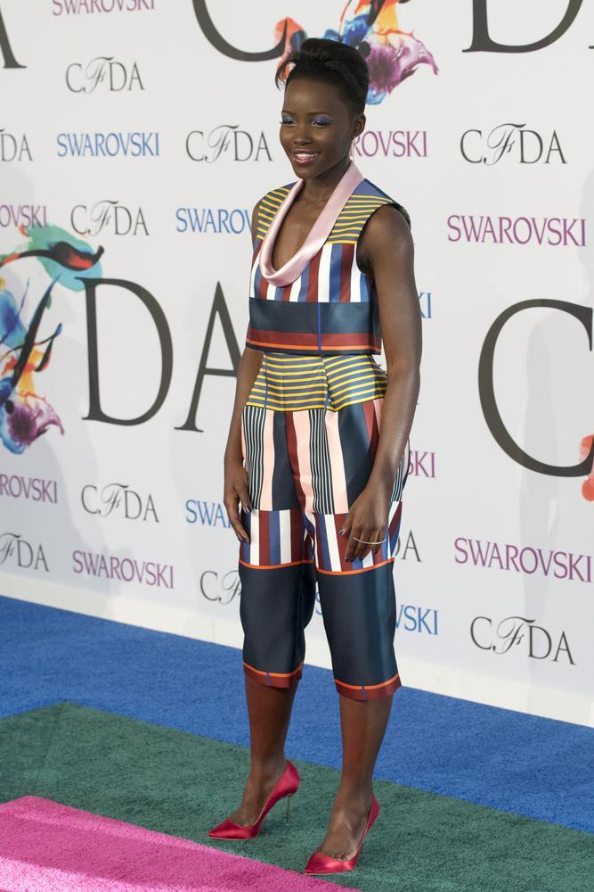 Lupita Nyong'o – Yale's School of Drama (Master's)