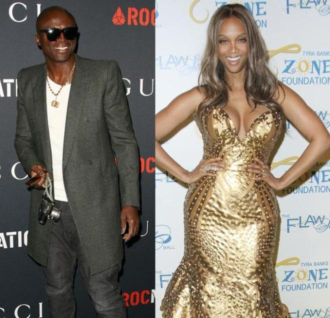 Tyra Banks And Seal Relationship Pictures To Pin On