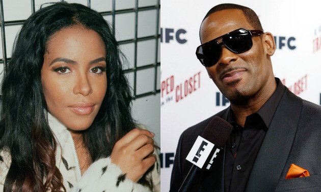 1994: R. Kelly Marries Aaliyah
