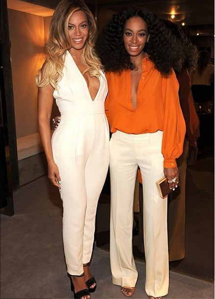 Beyonce Knowles-Carter and Solange Knowles are from Houston
