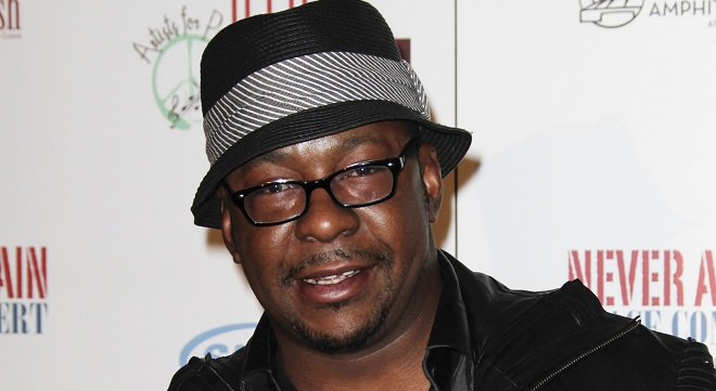 Can you guess Bobby Brown's middle name?