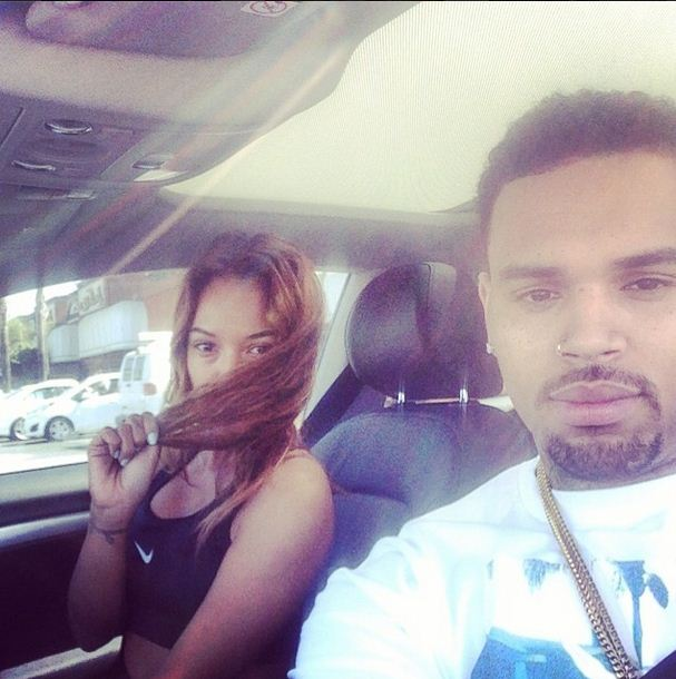 Chris Brown & Karrueche