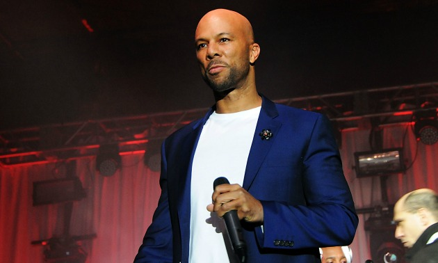Common has a teenage daughter, Omoye Assata Lynn