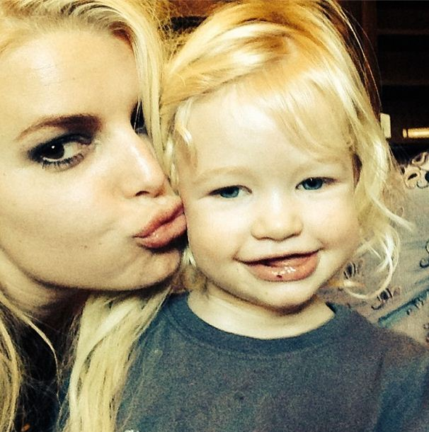 Maxwell is the daughter of Jessica Simpson and fiance Eric
