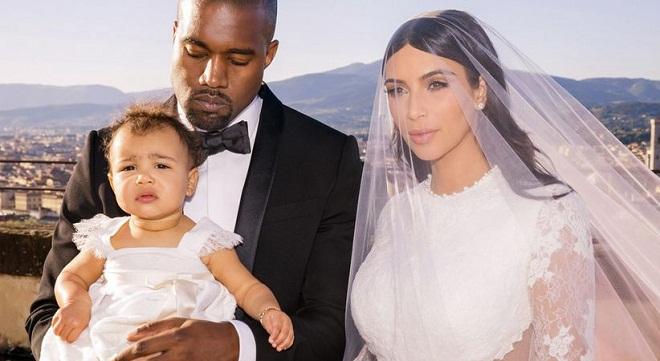 Kim Kardashian is mom to North West.
