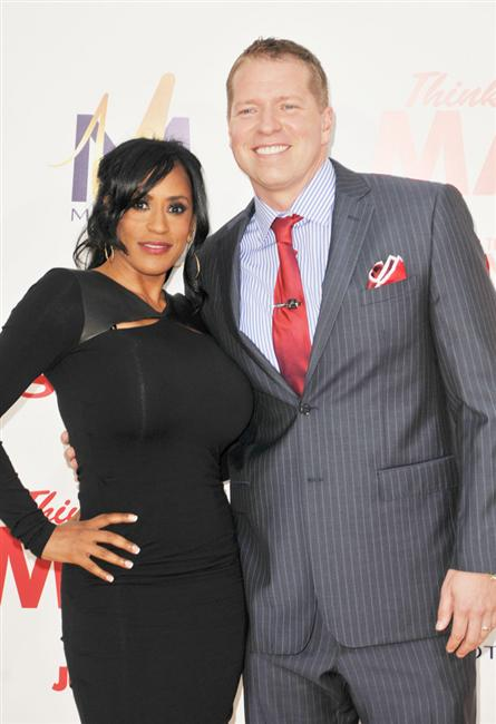 Gary Owen and Wife