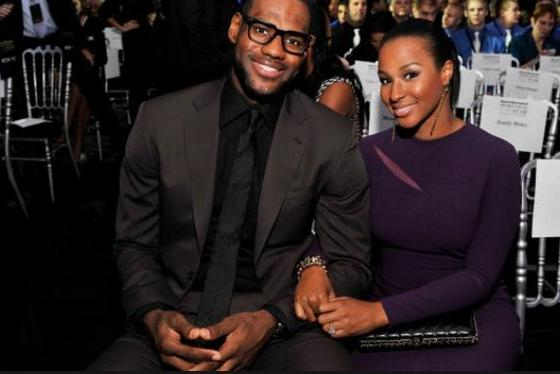 Savannah is married to Cleveland Cavaliers star LeBron James