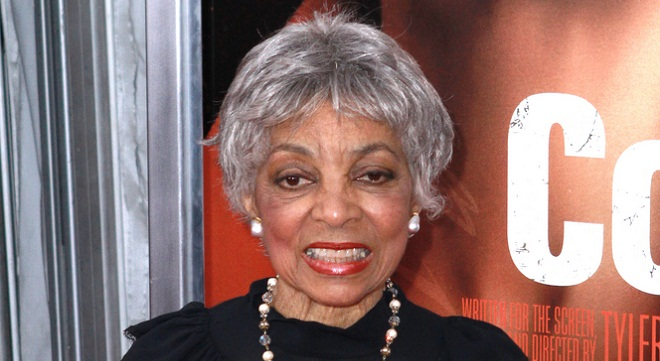 Actress and civil rights leader Ruby Dee was diagnosed with breast cancer in 1970. She defeated the disease and died in 2014 of natural causes. (PR)