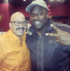 Tom Joyner and Corey Holcomb