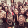 """Think Like A Man Too"" cast and fans"